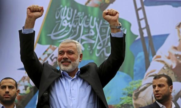 Исмаил Хания бе избран за лидер на Хамас