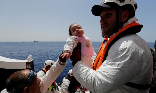 3000 мигранти спасени за ден в Средиземно море