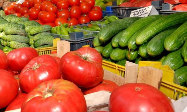 Зеленчуците започват да поевтиняват след празниците