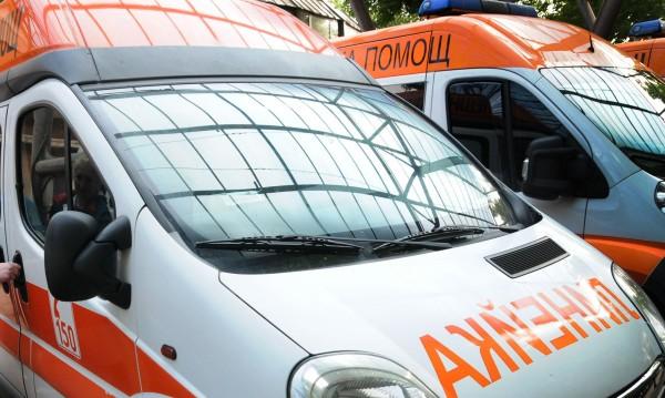 Седем пострадаха при катастрофа на пътя Русе-Бяла