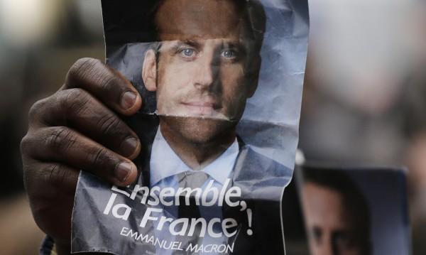 Победителят Макрон: Отваря се нова страница за Франция