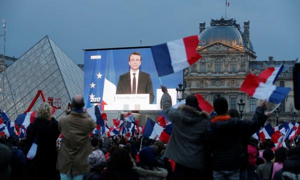 Макрон спечели 90% от гласовете в Париж