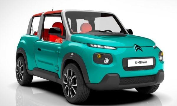Citroen готви ново поколение електромобили