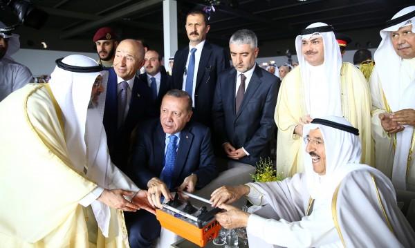 Ердоган зове за по-тесни бизнес отношения със Залива