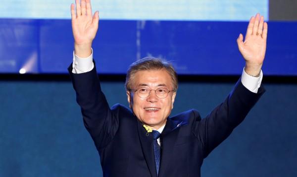 Новият южнокорейски президент положи клетва