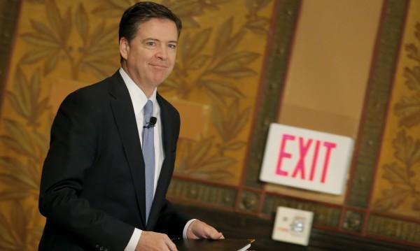 Шефът на ФБР научил за уволнението от... телевизията