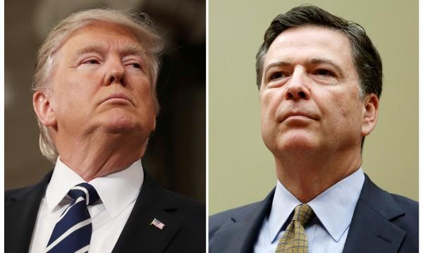 С уволнението на шефа на ФБР Тръмп – в опасна територия