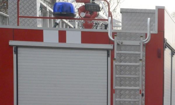 Автобус с деца се запали близо до Боровец, няма пострадали