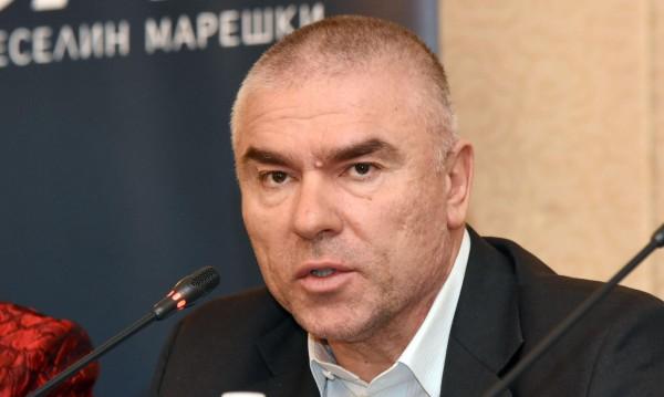 Депутатът Марешки реши: Доброволно давам имунитета!