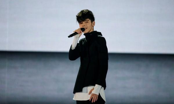 Кристиан Костов излиза на финала на Евровизия