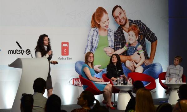 "Форум ""Бременност и детско здраве"" в Sofia Event Center започна"