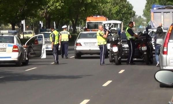 Шофьорката убила полицай – 40-годишна и трезва