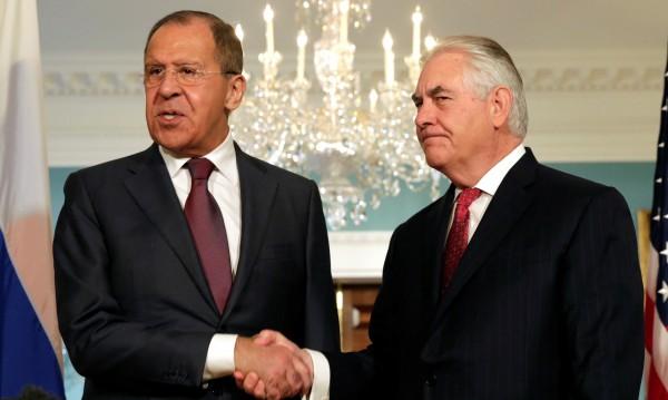 Тилърсън: Няма ново начало в отношенията САЩ-Русия