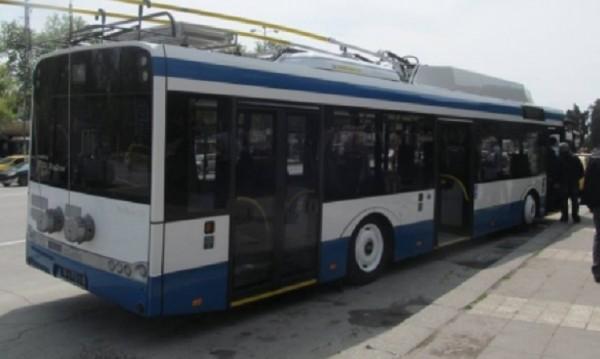 Откриха стрелба по два нови автобуса в Пловдив