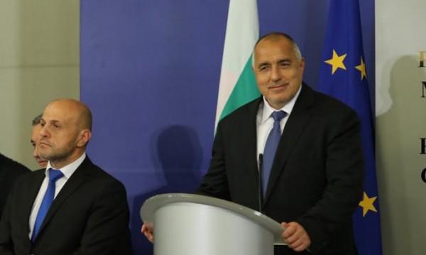 Борисов назначи още трима зам.-министри