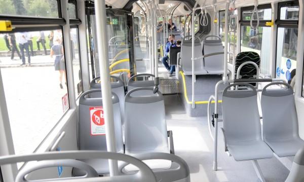 Още един автобус в Пловдив беше обстрелян
