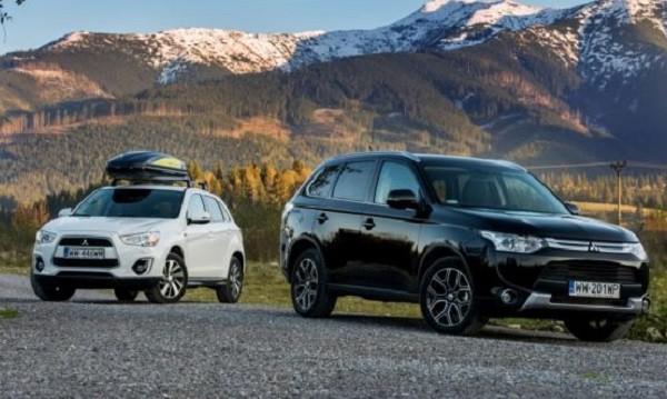 SUV-модели спасяват Mitsubishi от кризата