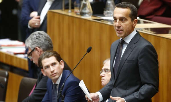 Решено - предсрочни избори в Австрия на 15 октомври