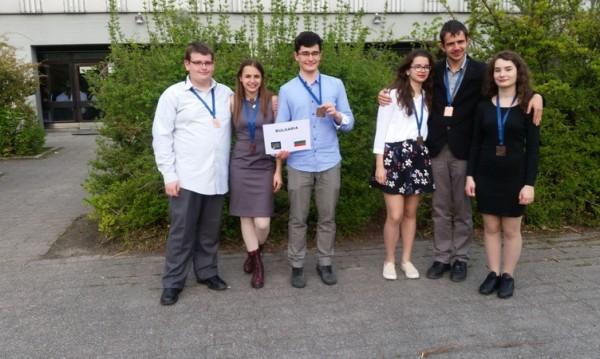 България с 6 бронза от евроолимпиада по природни науки