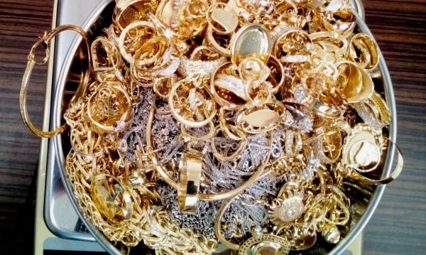 Контрабандно злато за над 80 бона спипано на Лесово