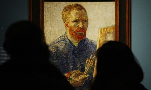 Велики мисли на Винсент ван Гог