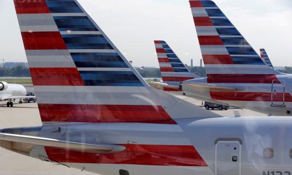 Изтребители ескортираха US самолет, пътник буйствал