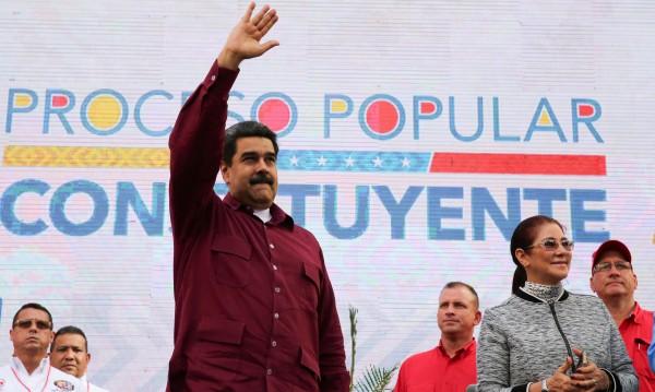 Мадуро се скара на Тръмп: Махни си мръсните ръце!