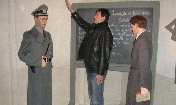 Просто една снимка... Павел Тенев не е съгласен с фашизма!