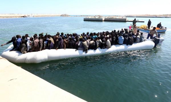 5000 мигранти са спасени за два дни в Средиземно море
