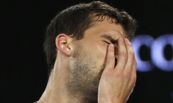 Гришо падна с позиция в ранглистата на АТП