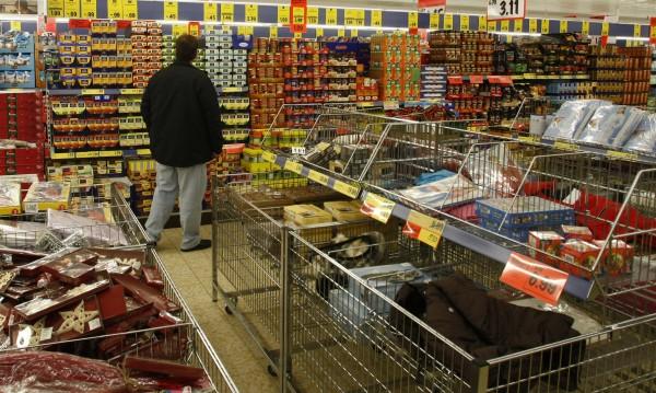Я опитайте да намерите кренвирши с 87% месо!?