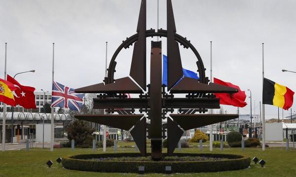 НАТО влиза в новата си сграда в Брюксел