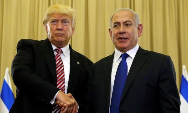 Тръмп иска от Израел: Мирно споразумение с палестинците