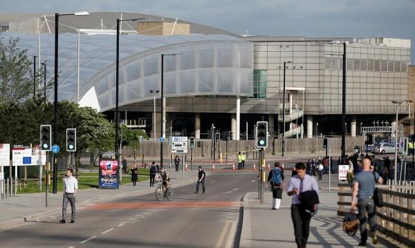 Концертът в Манчестър – с минимални мерки за сигурност