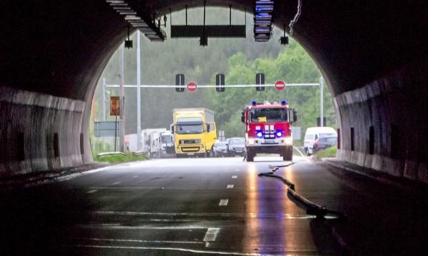 "20 дни без ТИР-ове през тунел ""Витиня"" към Варна"