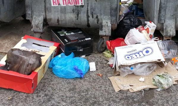 """Идея: Хвърляш повече боклук, плащаш повече такса """"смет"""""""