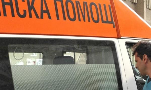 Двама пострадаха при катастрофа близо до Кресна