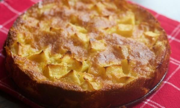 Рецептата Dnes: Домашен ябълков пай с канела