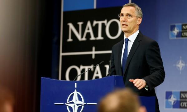 НАТО в коалицията срещу ИД, но без да участва в боеве