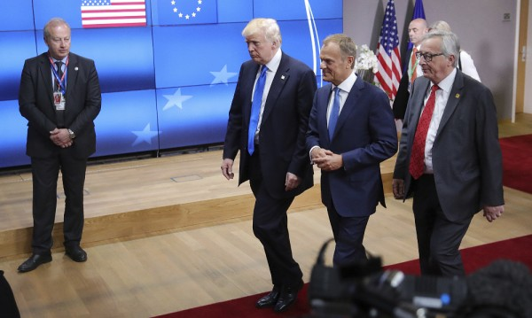 ЕС и САЩ имат разногласия за Русия, за търговията...
