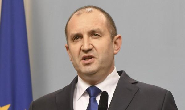 Радев: За обединение на славяните - уважение към историята!
