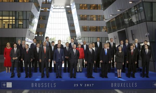 Тържествено откриха новата централа на НАТО в Брюксел