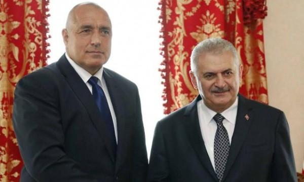 Йълдъръм се чу с Борисов: Балканите, бежанците...