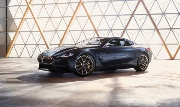 Лукс на колела! BMW представи купето 8-Series
