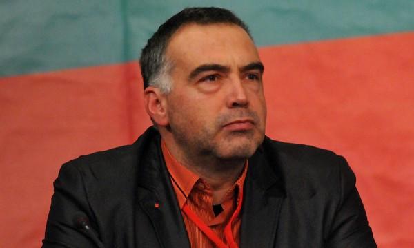 Депутат от БСП цитира депутат от ГЕРБ: ГЕРБ са шайка...