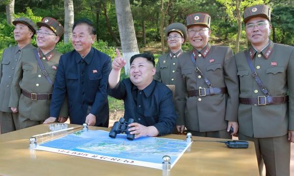 Триото, което стои зад ракетната програма на Северна Корея