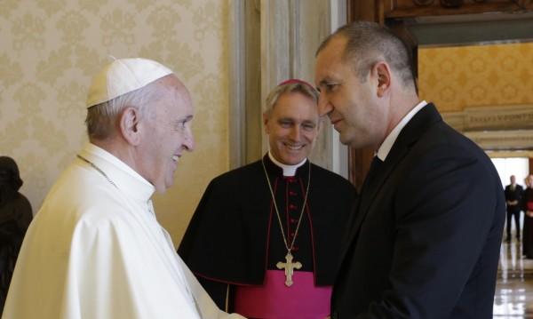 Дядо Антоний критикува Радев: Има ли православие, има държава!
