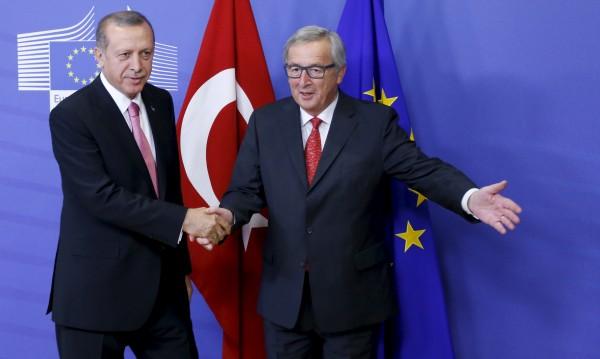 Европа реши – ще работи с Реджеп Ердоган