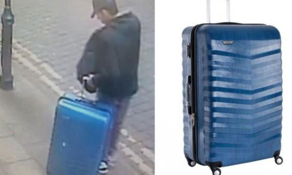 В деня на атаката: Терористът от Манчестър разнасял куфар