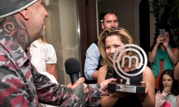 Росица грабна наградата на публиката в MasterChef
